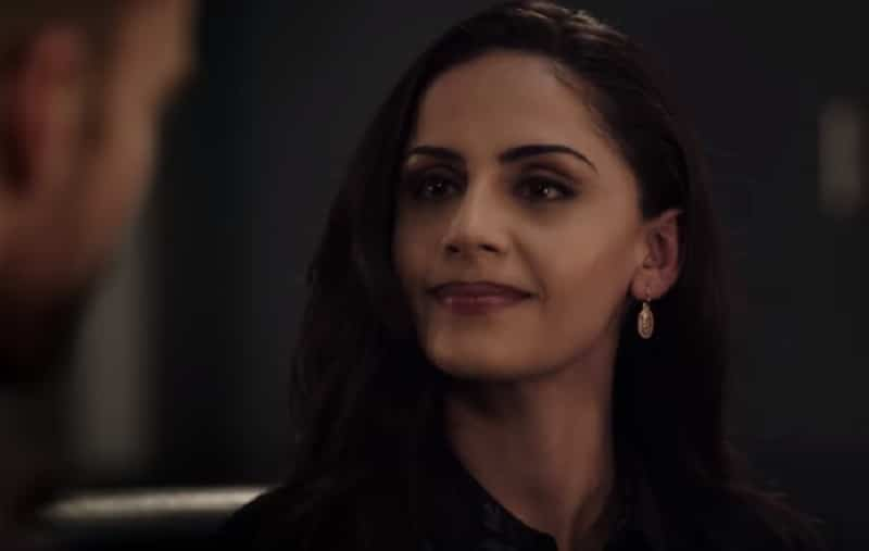 Nishi Munshi as Erica Malick on Lethal Weapon cast