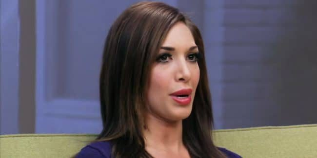 Farrah Abraham on Couples Therapy on VH1