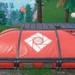 Where are all the expedition outposts in Fortnite?
