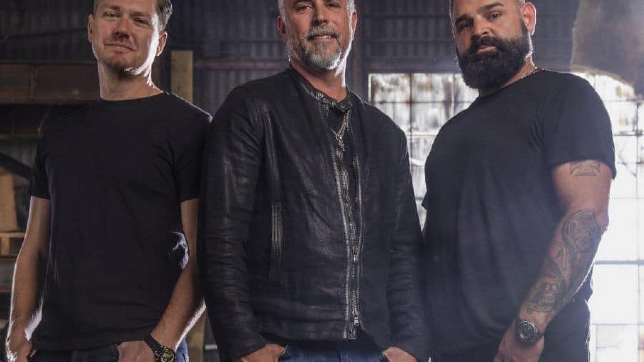 Chris Stephens Talks New Season Of Garage Rehab Rawlings And Gang