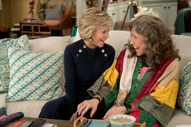 grace and frankie season 6 release date trailer cast and plot news everything we know so far. Black Bedroom Furniture Sets. Home Design Ideas