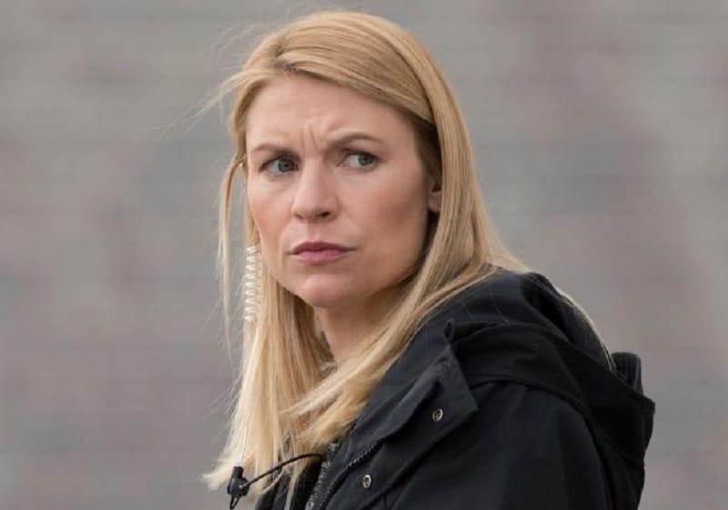 Homeland Season 8. Claire Danes