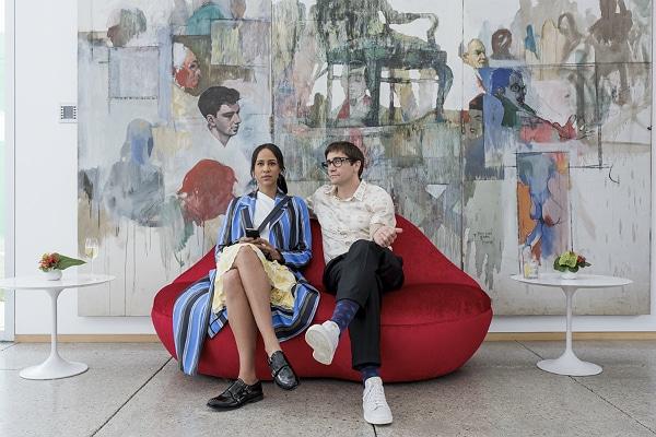 Jake Gyllenhaal and Zawe Ashton