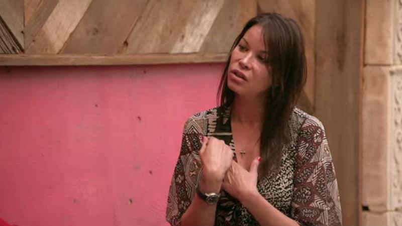 Jacqueline Georgiou talking to Lisa Vanderpump on Vanderpump Rules
