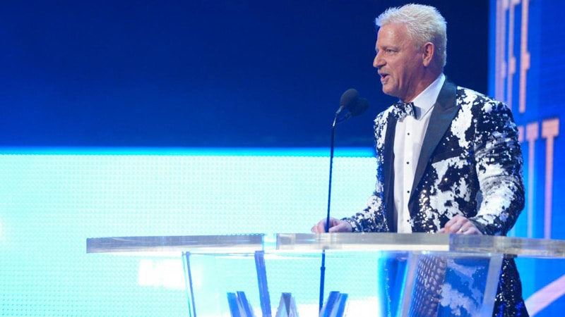 Jeff Jarrett officially signs new deal to return to WWE