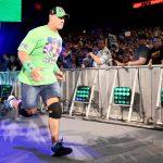 John Cena WWE Monday Night Raw return