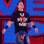 John Cena in the WWE