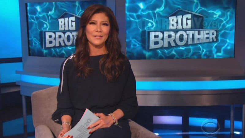 Julie Chen on Big Brother