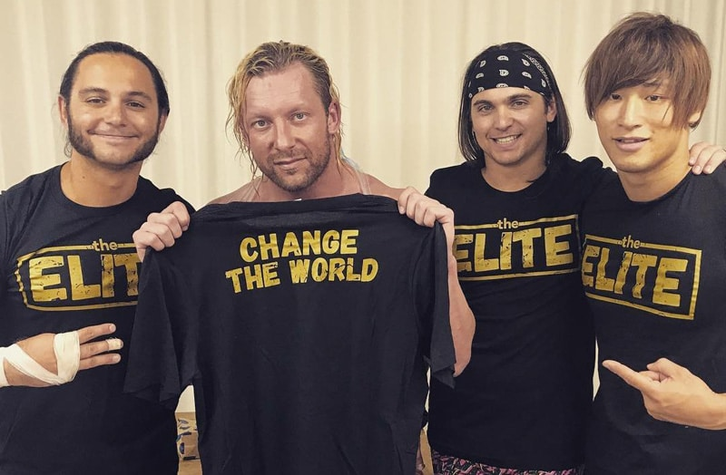 Kenny Omega reported that have made his decision between the WWE and AEW Wrestling