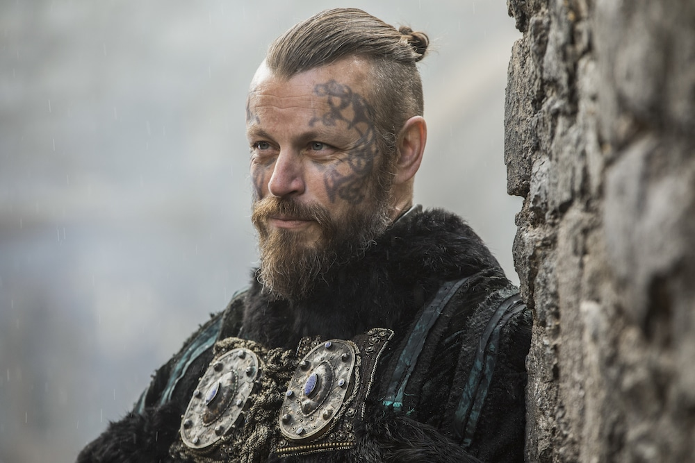 King Harald 5B - Exclusive interview: Vikings creator Michael Hirst talks about some of his powerful supporting characters