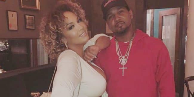 Juelz Santana and Kimbella are married! Love & Hip Hop couple gets hitched before his trip to prison