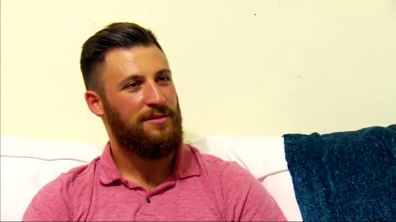 Luke faces Pastor Cal MAFS - Kate and Luke from Married at First Sight: Pastor Cal calls Luke's comments 'vile', threatens to send him home
