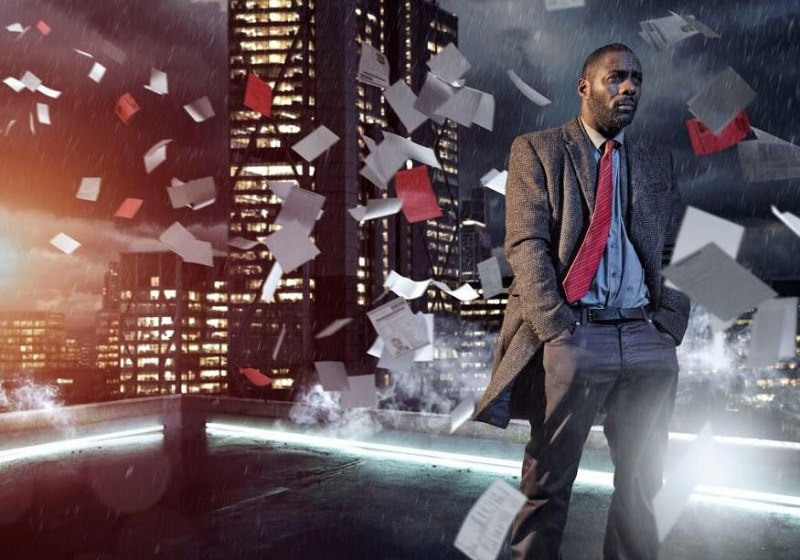 Luther Season 6: Idris Elba as John Luther