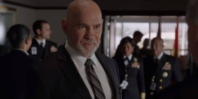Mitch Pileggi plays Secretary of Defense Wynn Crawford on NCIS cast