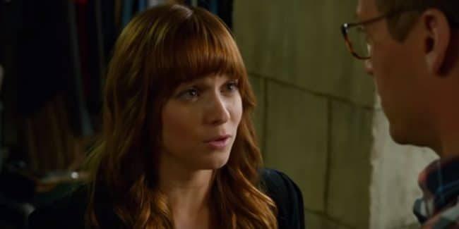 Renee Felice Smith as Nell Jones on NCIS: Los Angeles cast