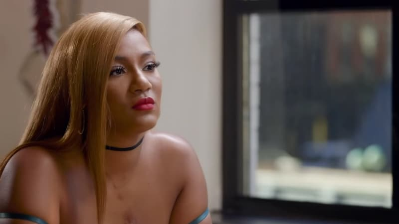 Nya Lee on Love & Hip Hop New York
