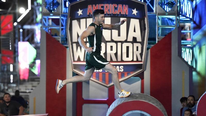 Oliver Edelmann: Team Europe on American Ninja Warrior
