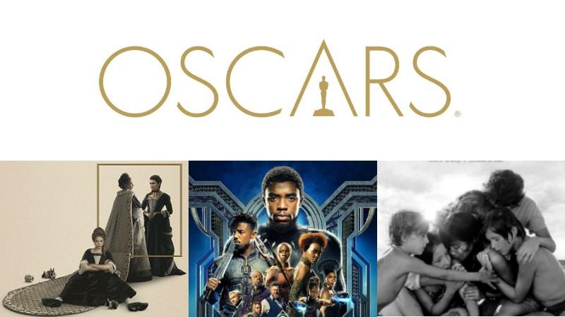 Oscars nominations 2019