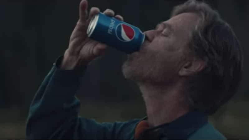Pepsi Commercial with William H. Macy