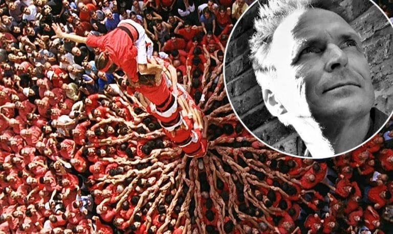 Phil Keoghan Nat Geo Explorer - Explorer examines Human tower-building: Phil Keoghan joins the Castells of Catalonia
