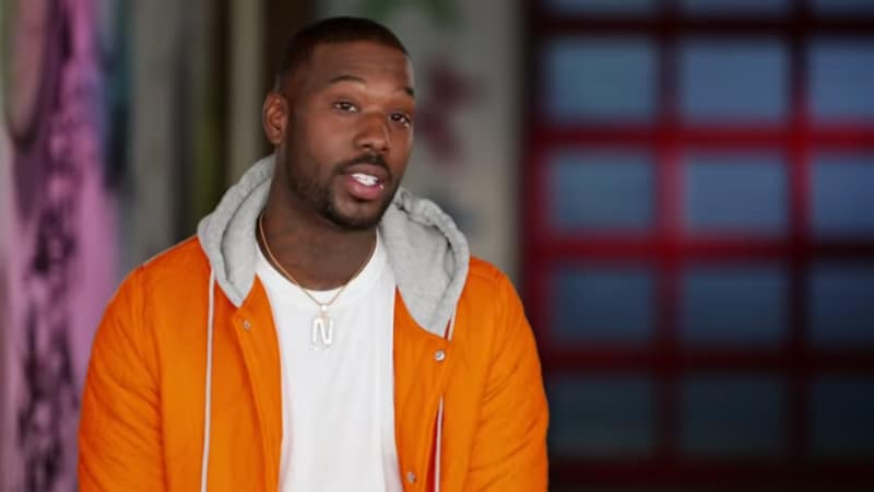 Phor Brumfield in the confessional on Black Ink Crew: Chicago