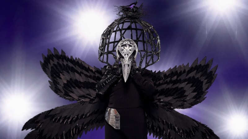 The Raven on The Masked Singer