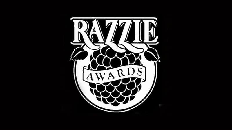 The Razzie Awards logo