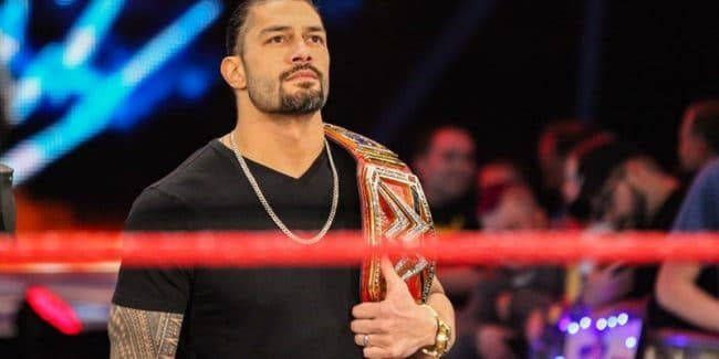 Roman Reigns news: WWE Raw superstar lands acting role while undergoing leukemia treatment