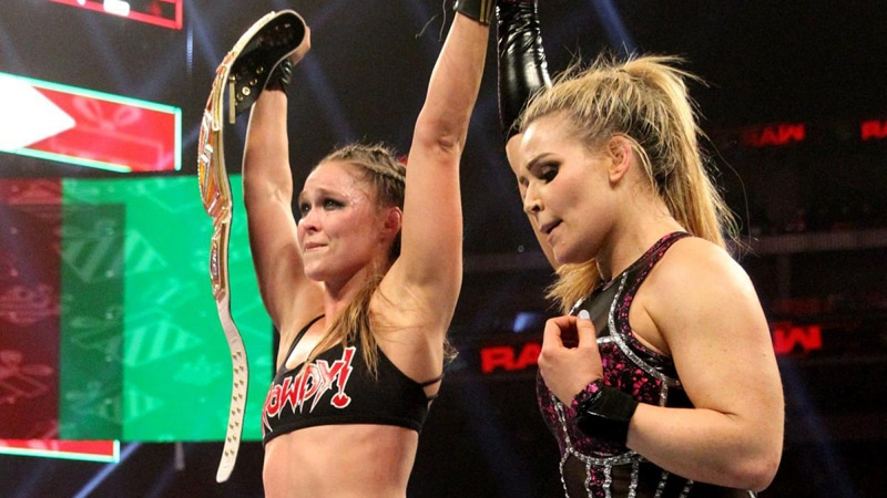 Is Ronda Rousey leaving the WWE? Here's the latest straight from Rousey's mouth