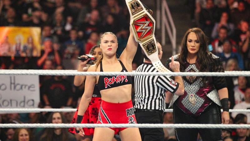 Ronda Rousey WWE WrestleMania rumors