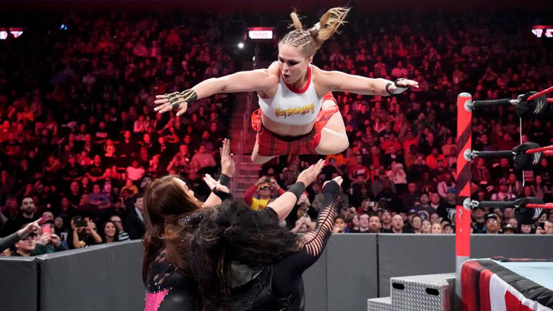 WWE Monday Night Raw: 5 Reactions from the final Raw of 2018