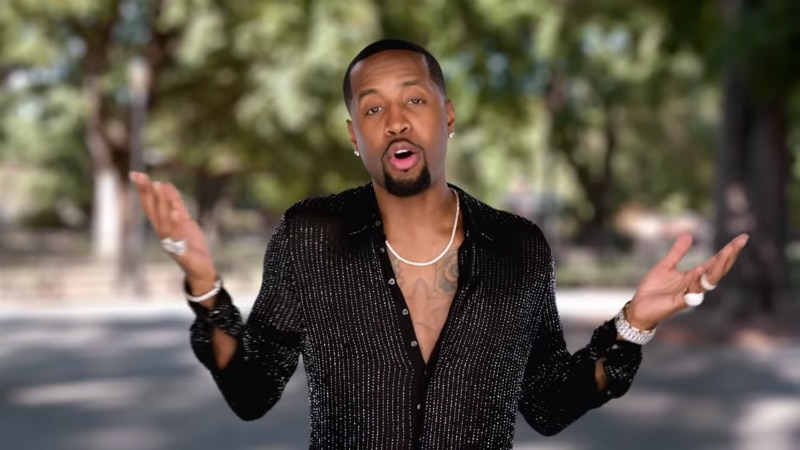 Safaree Samuels talks about his leaked eggplant picture on Love & Hip Hop New York
