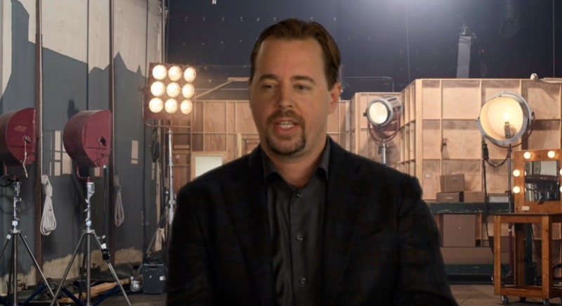 Sean Murray as Agent McGee on NCIS cast