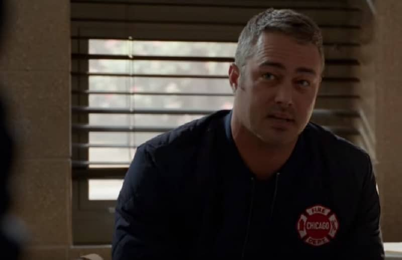 Taylor Kinney as Severide on Chicago Fire cast.