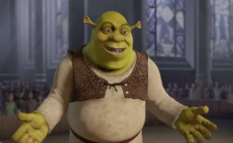 Shrek was taken off Netflix US and fans are not happy about it