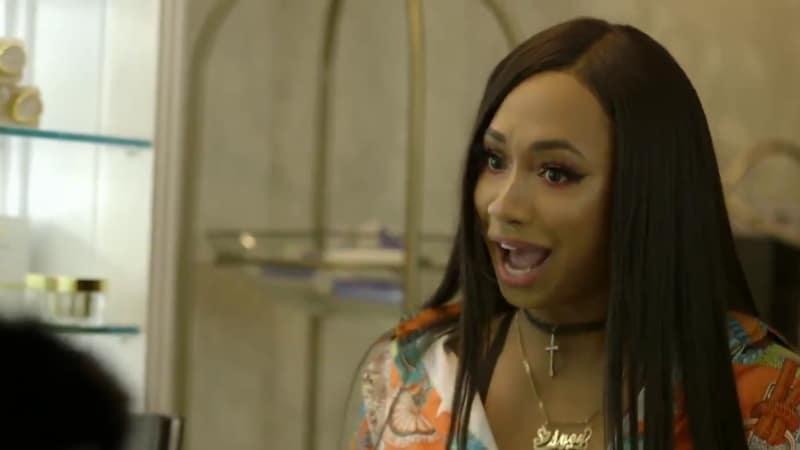 Sydney Star talks to her mom on Love & Hip Hop New York