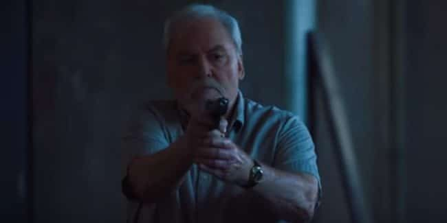Stacy Keach as Cassius Pride on NCIS: New Orleans cast