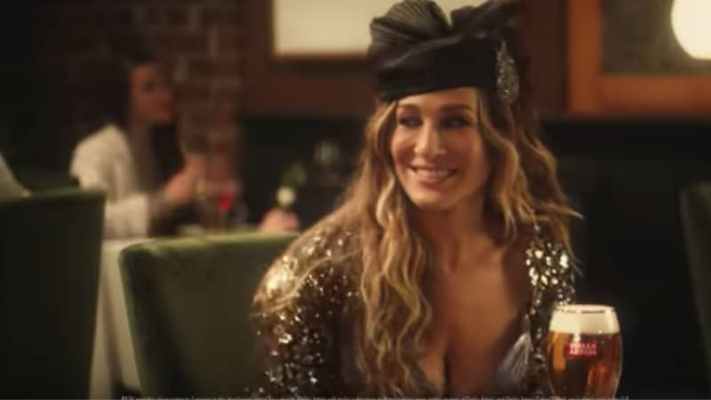 stella artois super bowl commercial for 2019 watch the dude from big lebowski and carrie. Black Bedroom Furniture Sets. Home Design Ideas