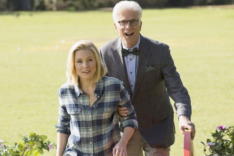 Ted Danson as Michael. The Good Place season 4