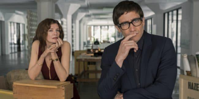 Rene Russo and Jake Gyllenhaal
