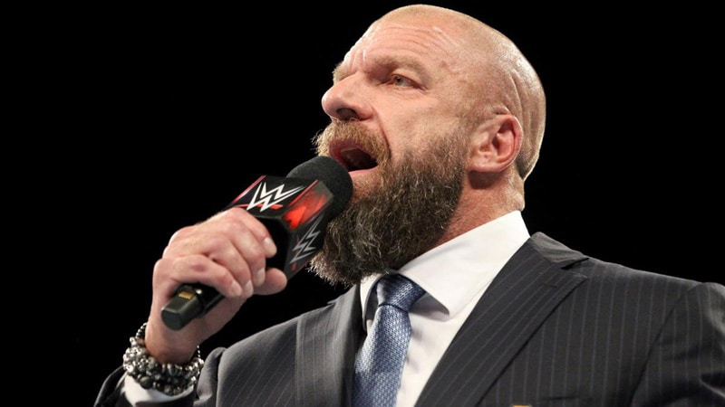 Triple H admits that WWE made changes due to Ring of Honor and New Japan Pro Wrestling competition