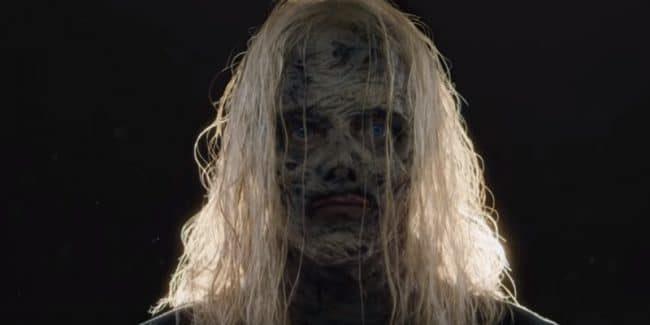 The Walking Dead image ahead of midseason premiere.
