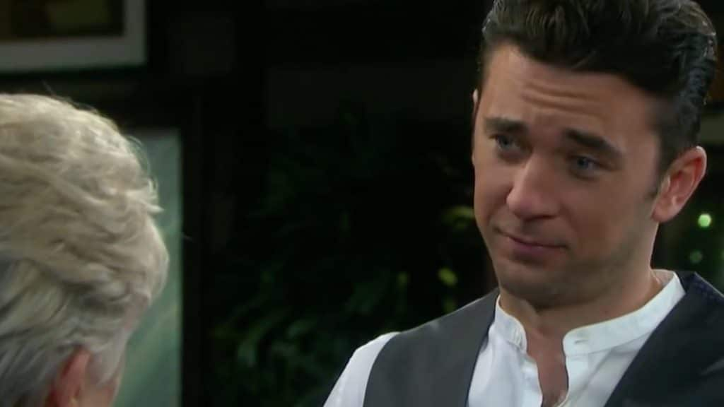 Chad features in Days of our Lives spoilers for next week