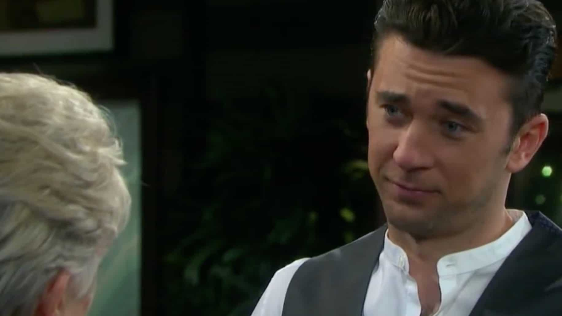 chad days of our lives - Days of our Lives spoilers for next week: Abe loses it with Sheila, Xander is propositioned, Chabby share happy times