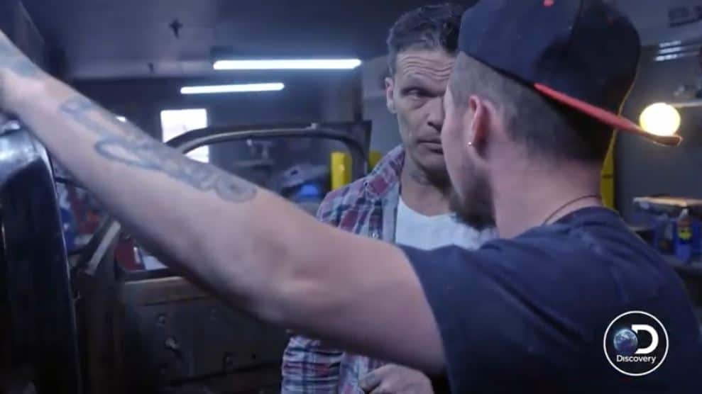 chad - See Bad Chad Customs cut a car right in half in this sneak peek