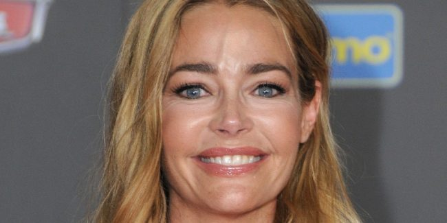 Could Denise Richards be the person behind the unicorn mask on The Masked Singer? Pic credit: ©ImageCollect.com/admedia