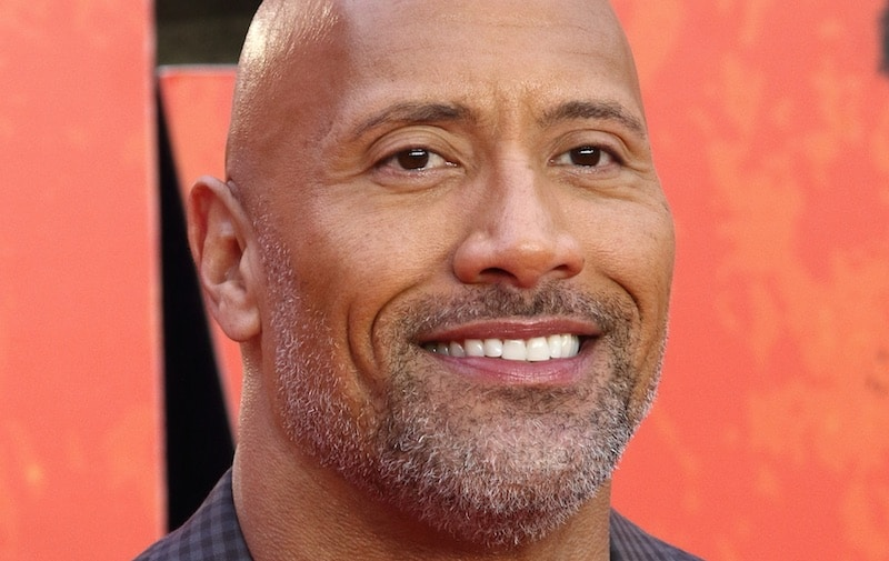 dwayne johnson the rock - Is The Rock going to run for president? He's certainly not ruling it out