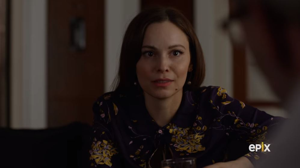 esther - Berlin Station exclusive preview: Esther shares concerns for Daniel with Frost