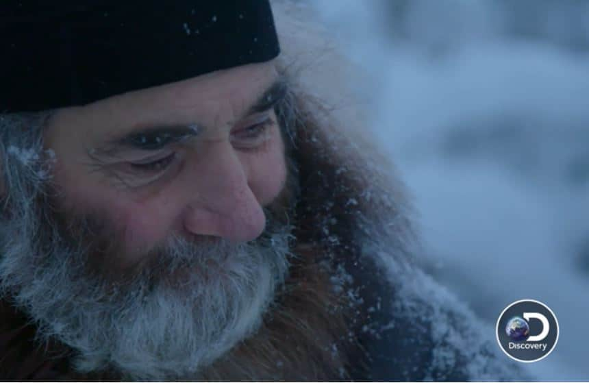 Heimo on The Last Alaskans