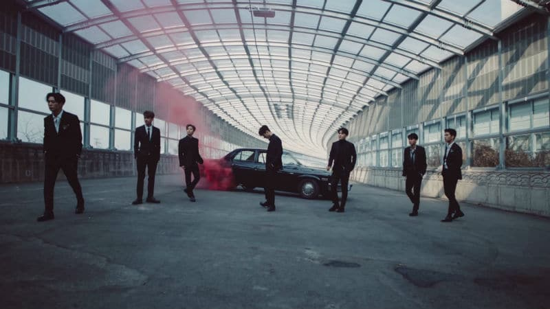 iKon Im OK - iKON tells the story of many K-pop fans who are 'Not OK' with their song I'm OK